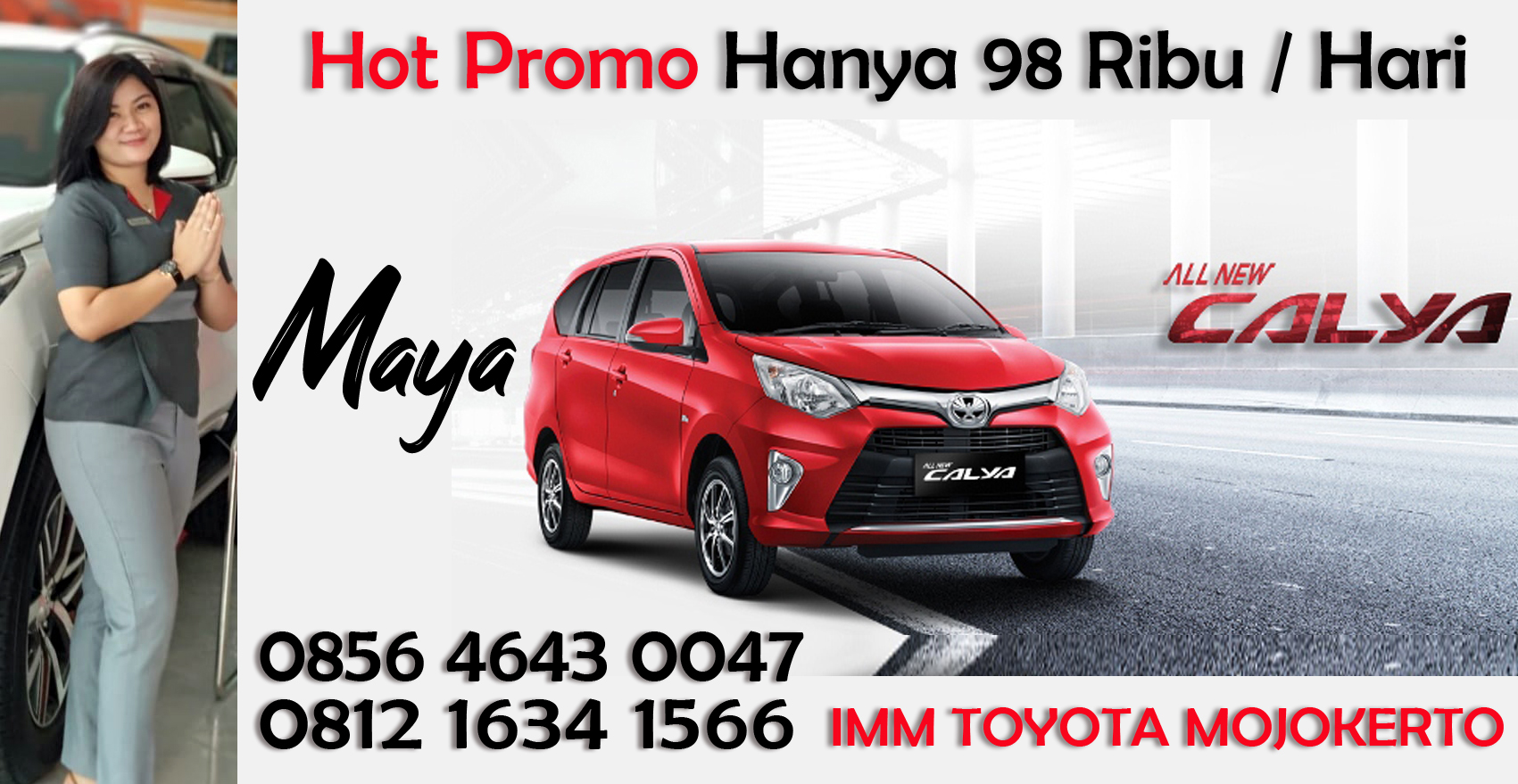 Hot Promo Toyota